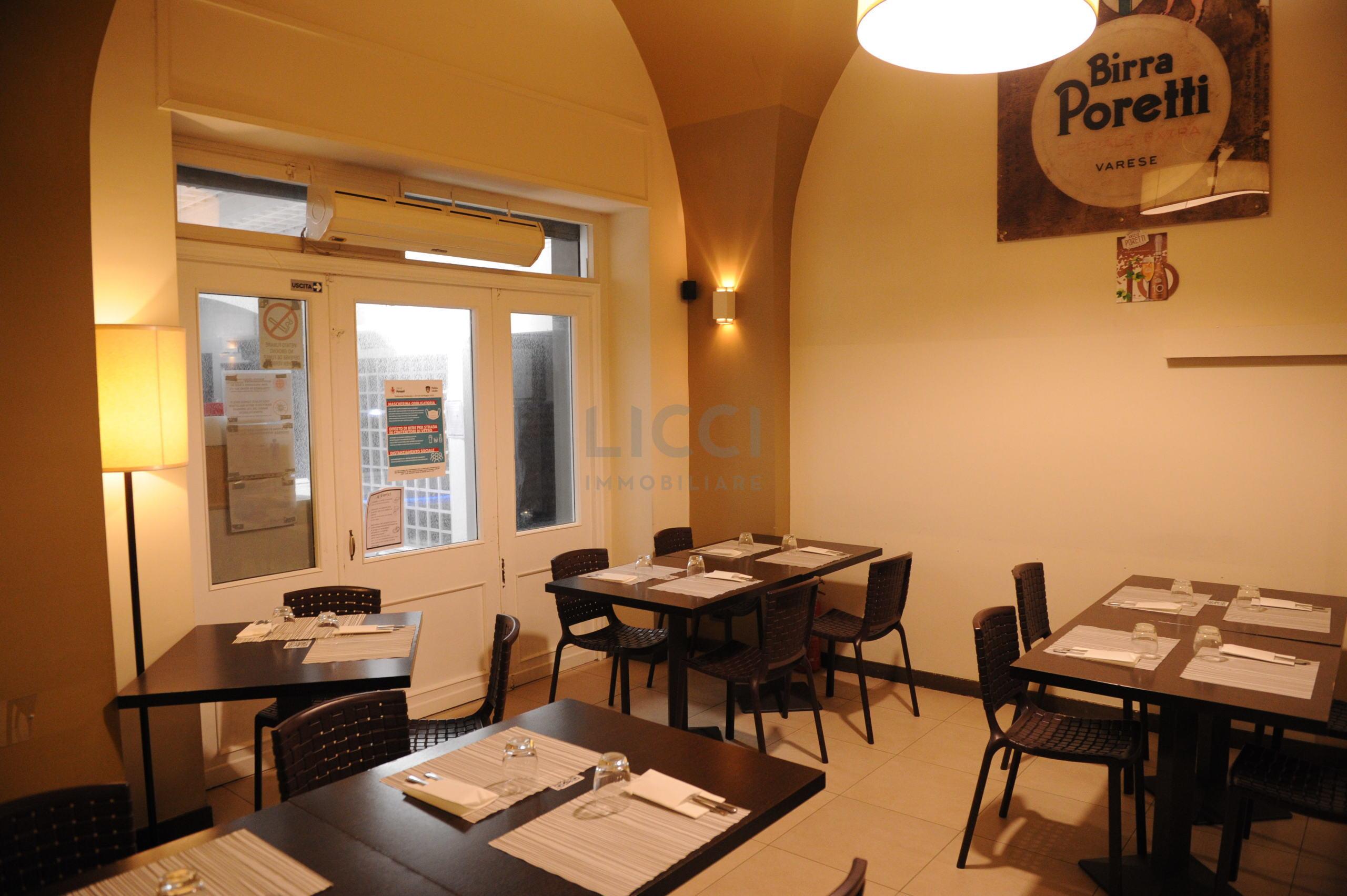 Ristorante Pizzeria a Monopoli, Centrale