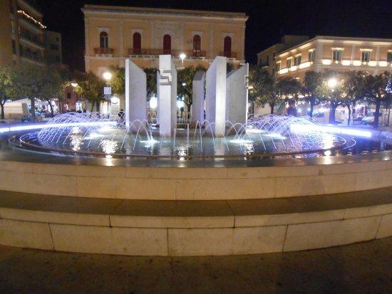 Ristorante a Monopoli Piazza Vittorio Emanuele II, Centrale