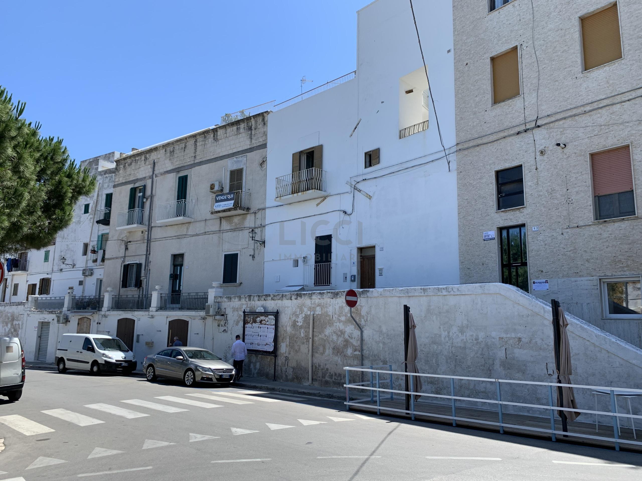 Indipendente a Monopoli Corso Pintor Mameli 9, Centro Storico